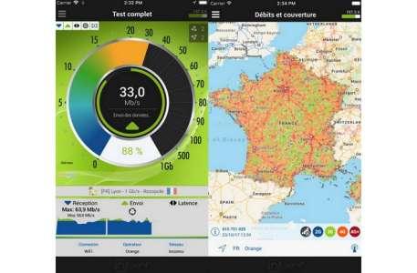 Speed Test 3G, 4G et Wi-Fi : nPerf offre de nouvelles possibilités sur iPhone et iPad