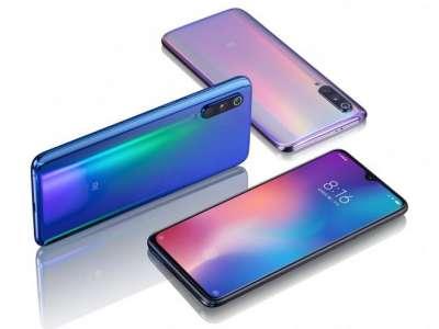 Le nouveau Xiaomi haut de gamme, le Mi9, voit maintenant la vie en bleu chez Free Mobile