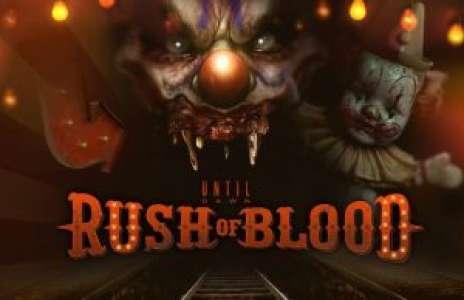 Solution pour Until Dawn Rush of Blood