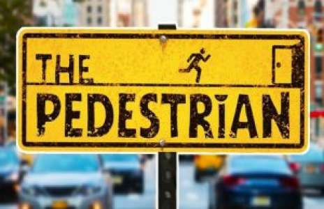 Solution pour The Pedestrian, puzzle plateforme