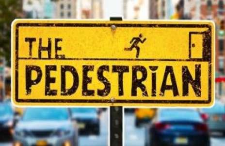Solution pour The Pedestrian, puzzle plateforme