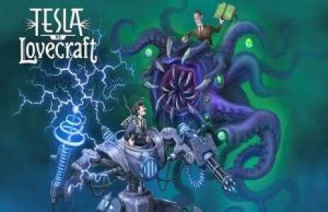 Solution pour Tesla vs Lovecraft, action intense