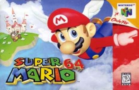 Speedrun de Super Mario 64, nouveau record !
