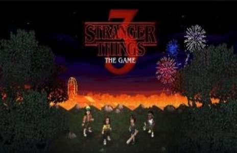 Solution pour Stranger Things 3, le jeu