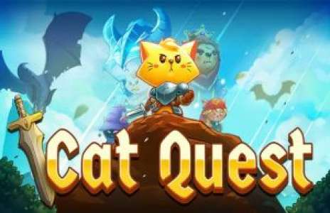 Solution pour Cat Quest, RPG de chats