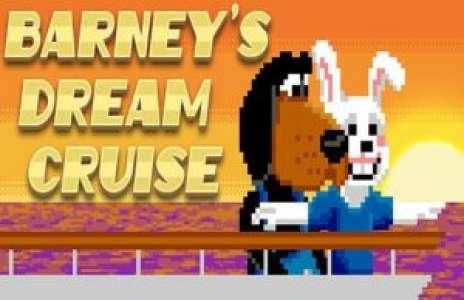 Solution pour Barney's Dream Cruise, pixel art