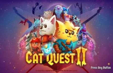 Solution pour Cat Quest II, une suite plus canine