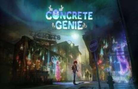 Solution pour Concrete Genie, pinceau magique