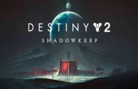 Solution pour Destiny 2 Shadowkeep (DLC)
