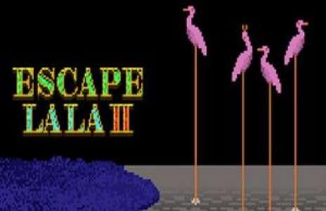Solution pour Escape Lala 1 & 2, cave magique