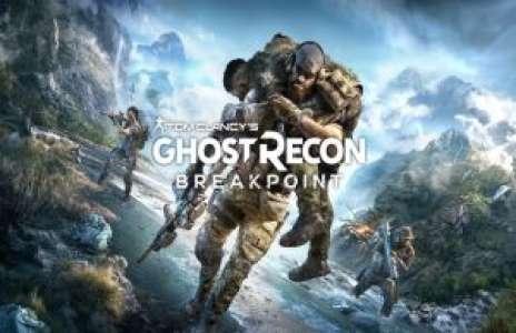 Solution pour Ghost Recon Breakpoint en coop