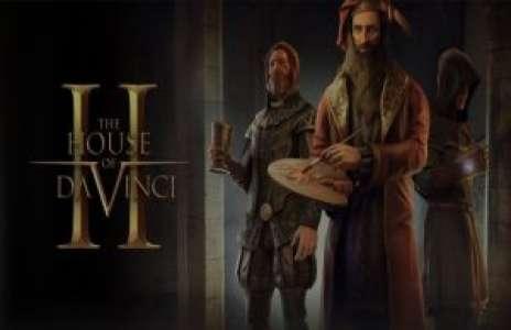 Solution pour House of Da Vinci 2, réflexion italienne