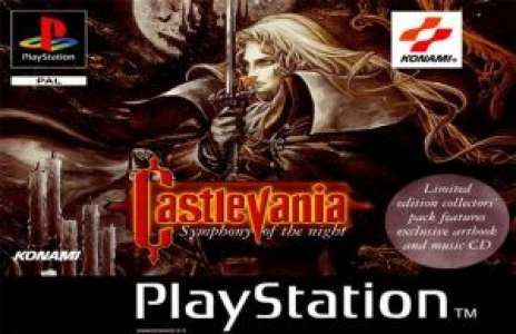Rétro: Solution pour Castlevania Symphony of the Night
