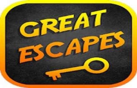 Solution pour Great Escapes (Glitch Games)