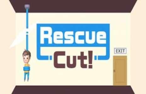Solution pour Rescue Cut, histoire de cordes