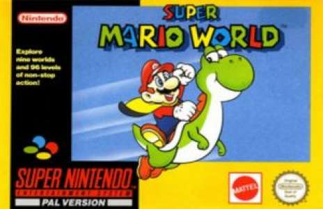 Rétro: Solution pour Super Mario World