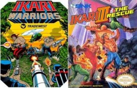 Rétro: Solution pour Ikari Warriors (la série)