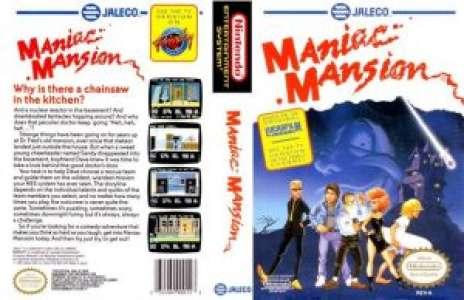 Rétro: Solution pour Maniac Mansion