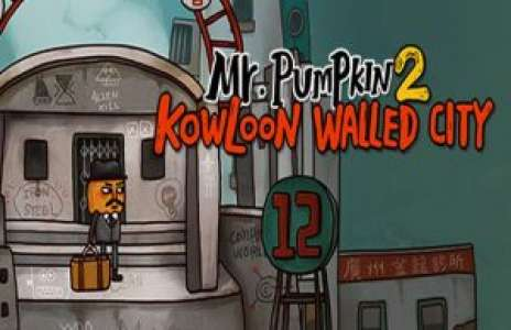 Solution pour Mr. Pumpkin 2 Kowloon walled city