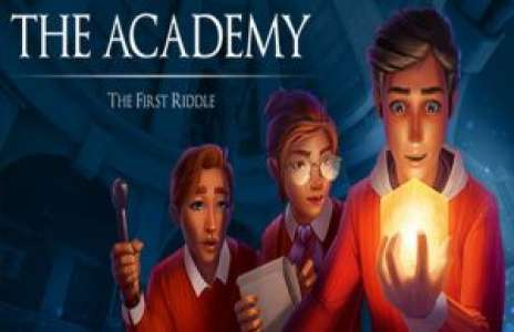 Solution pour The Academy The First Riddle