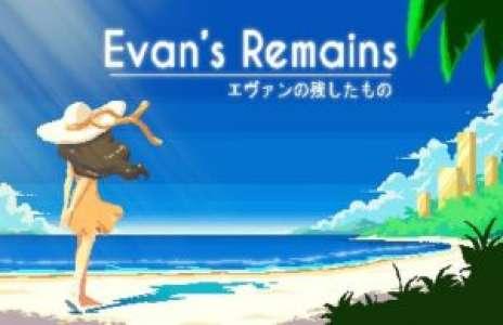 Solution pour Evan's Remains, trouvez le !