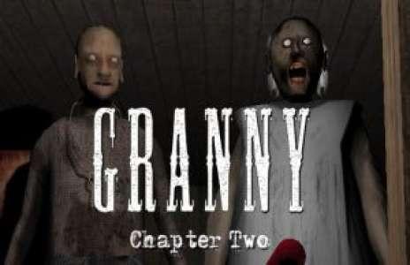 Solution pour Granny Chapitre 2