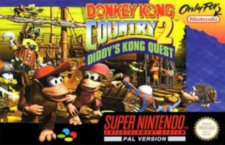 Rétro: Solution pour Donkey Kong Country 2, 102%