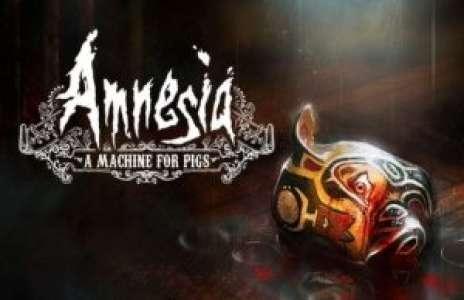 Solution pour Amnesia A Machine for Pigs
