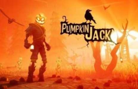 Solution pour Pumpkin Jack, halloween