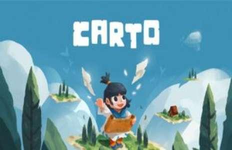 Solution pour Carto, jeu d'aventure