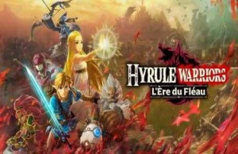 Solution pour Hyrule Warriors L'Ère du Fléau