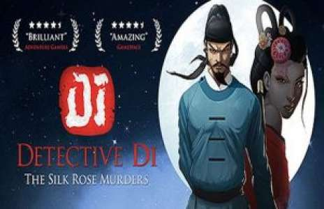 Solution pour Detective Di The Silk Rose Murders
