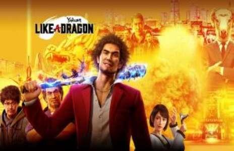 Solution pour Yakuza Like a Dragon, RPG réussi