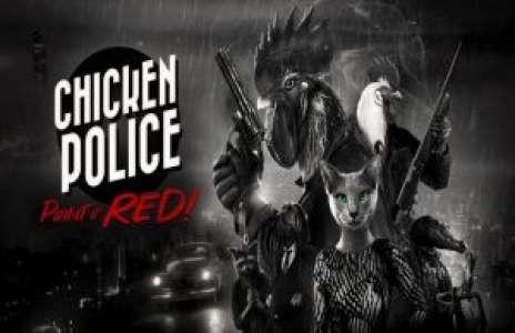 Solution pour CHICKEN POLICE, polar noir