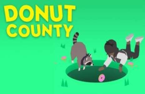 Solution pour Donut County, surprenant