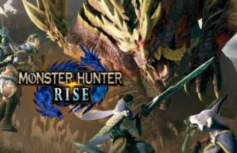 Solution pour Monster Hunter Rise, chasse ouverte