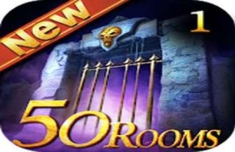 Solution pour New 50 rooms escape, classique