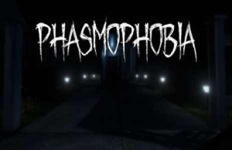 Solution pour Phasmophobia, survie horrifique