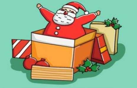 Réponses pour Brain Out Aidez le Père Noël, mouais