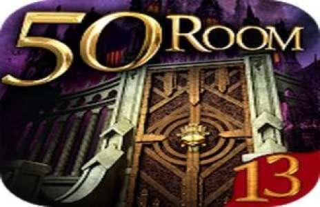 Solution pour Can You escape The 100 Room XIII, c'est reparti !