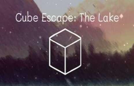 Solution pour Cube Escape The Lake, pêche calme