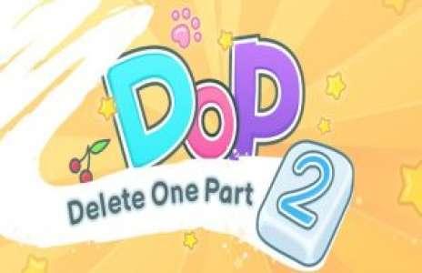 Solution pour DOP 2 Delete One Part, effacez c'est gagné !