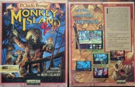 Rétro: Solution Monkey Island 2 LeChuck's Revenge