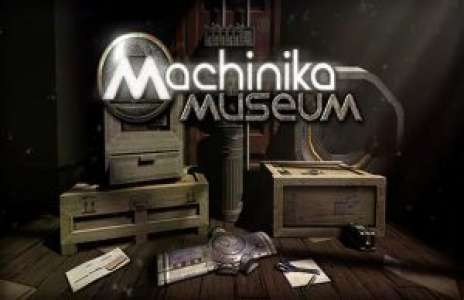 Solution pour Machinika Museum, machines extra-terrestres
