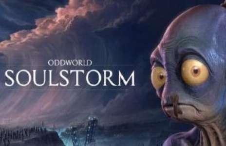 Solution pour Oddworld Soulstorm remake magnifique