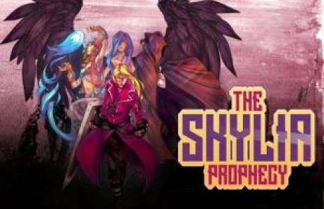 Solution pour The Skylia Prophecy, aventure horizontale