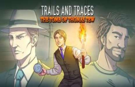 Solution pour Trails and Traces The Tomb of Thomas Tew