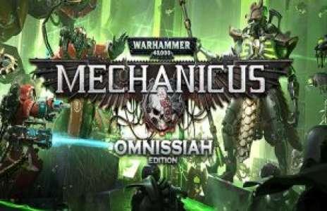 Solution pour Warhammer 40 000 Mechanicus, aventure au tour par tour