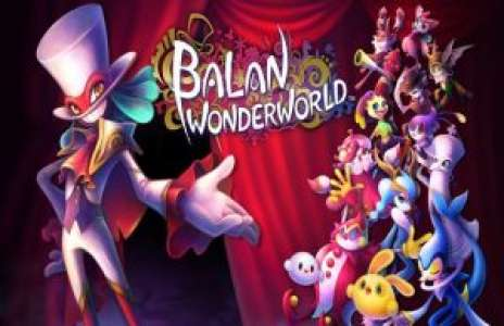 Solution pour Balan Wonderworld, plateforme 3D