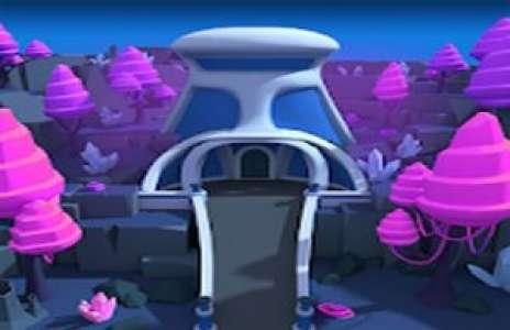 Solution pour Faraway Galactic Escape, environnement spatial